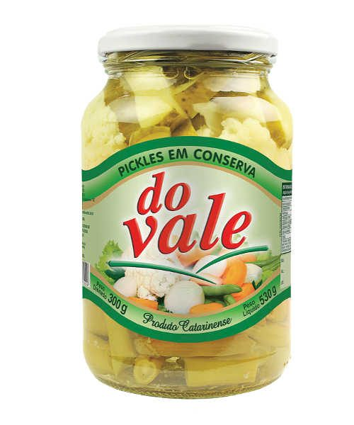 pickles-do-vale-300g